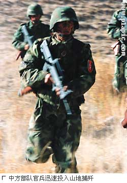 中国特种部队图片