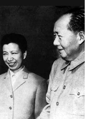 毛泽东和江青一组珍贵照片 - 风的记忆《亮剑》 - 欢迎您光临我的空间