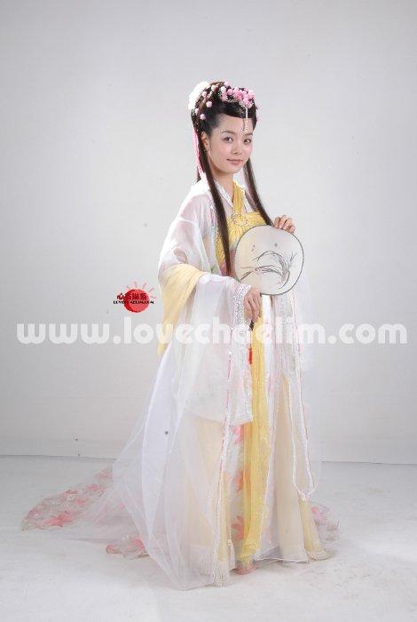 【精品】韩国十大古装韩服美女