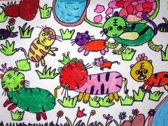 素描课堂 水墨儿童画 水粉画 设计.应用 沙皮画 个人照片 和