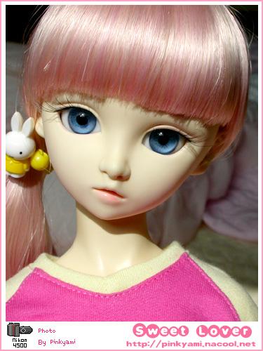 可爱的芭芘娃娃 (二) - 黑玫瑰兰妮 - 黑玫瑰兰妮的博客